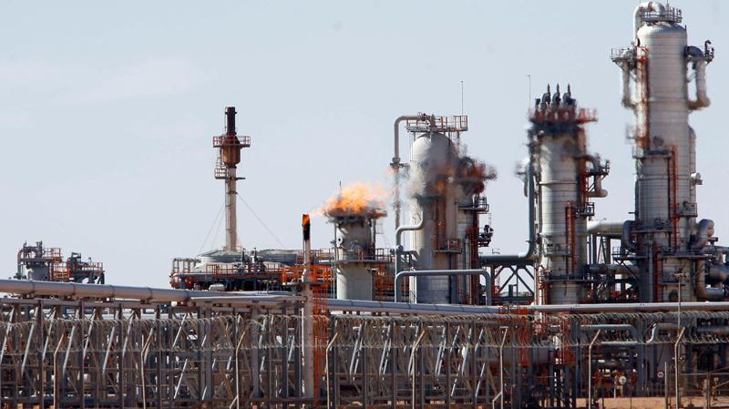 أنبوب الغاز بين الجزائر وتونس