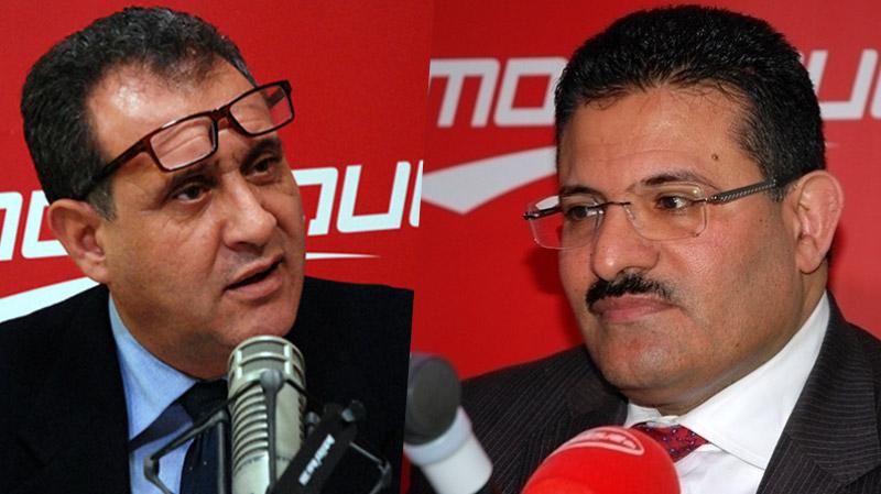 زياد لخضر ورفيق عبد السلام