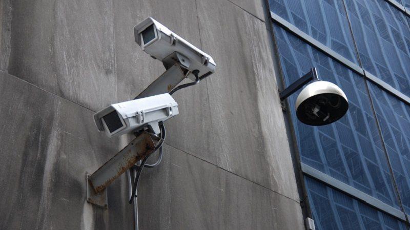 كاميرات المراقبة
