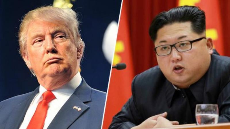 ترامب-كوريا الشمالية