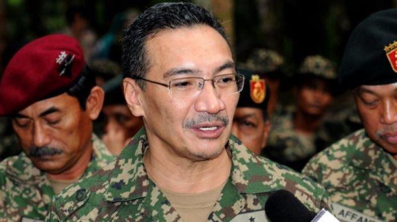 وزير الدفاع الماليزي