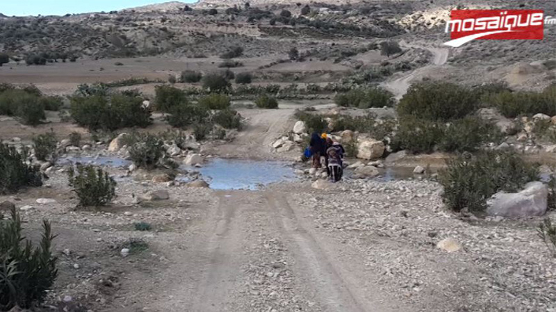 سليانة : المسالك غير المهيّأة تؤرق سكان الأرياف