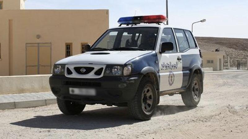 المزونة :اصابة 5 اعوان ديوانة بجروح خفيفة في انقلاب سيارتهم