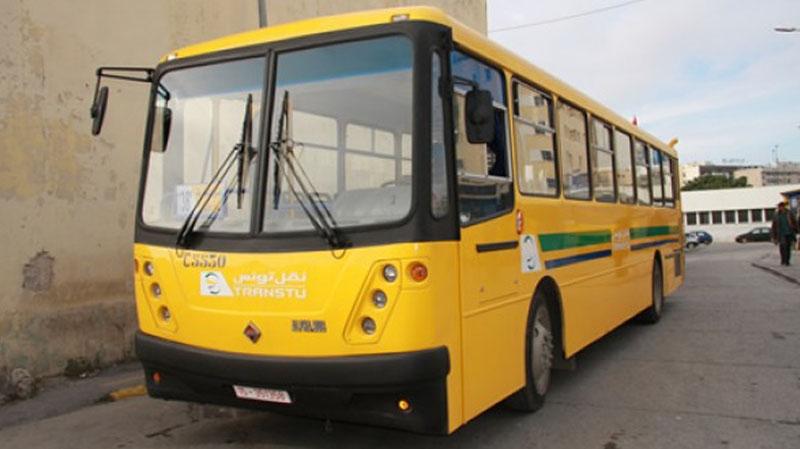 شركة النقل : تغيير وقتي لمسلك مجموعة من خطوط الحافلات