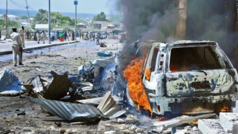 الصومال: هجوم انتحاري ضد كلية للشرطة يسفر عن سقوط ضحايا