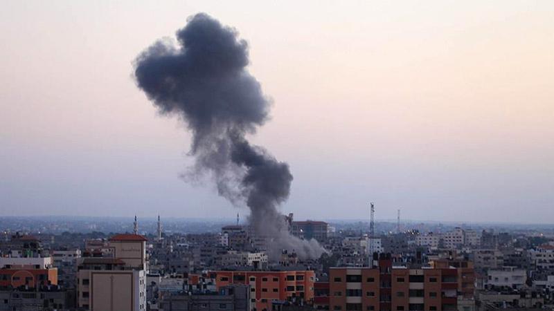 غارات الإحتلال الإسرائيلي تستهدف مواقع للمقاومة في غزة