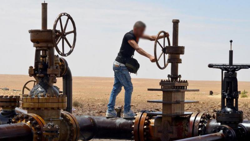 اضراب قطاع النفط