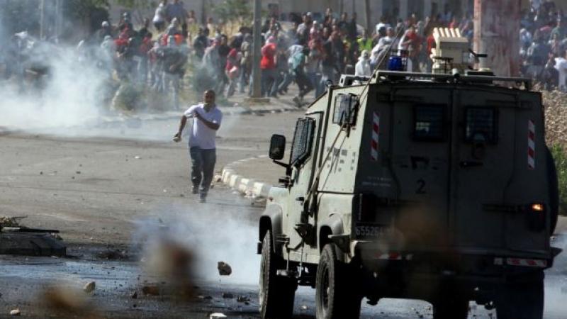 مواجهات غزة