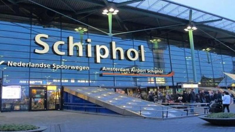 مطار امستردام