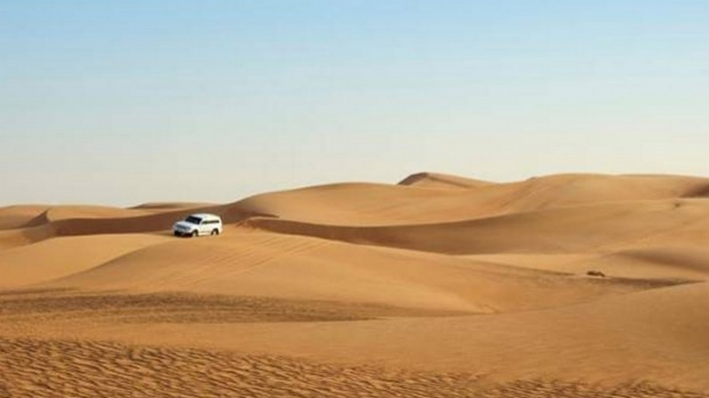 صحراء تطاوين