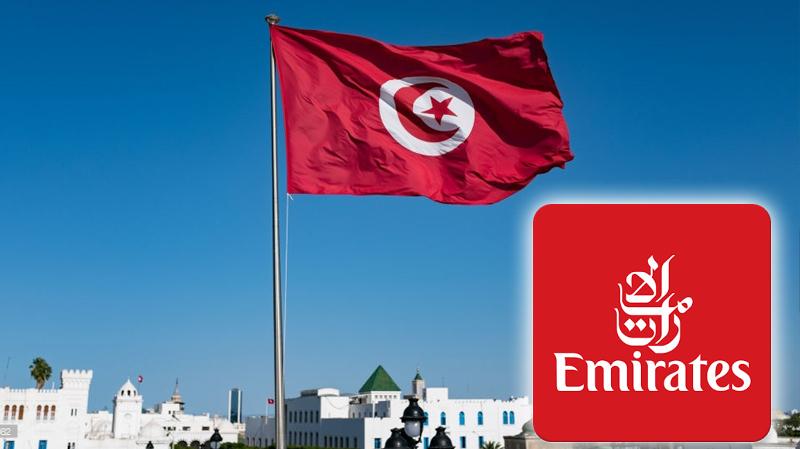 رسميا: تعليق رحلات شركة الخطوط الإماراتية إلى تونس