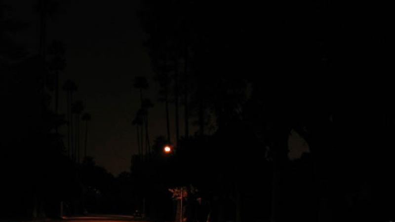 المكناسي تغرق في الظلام بسبب الاحتجاجات