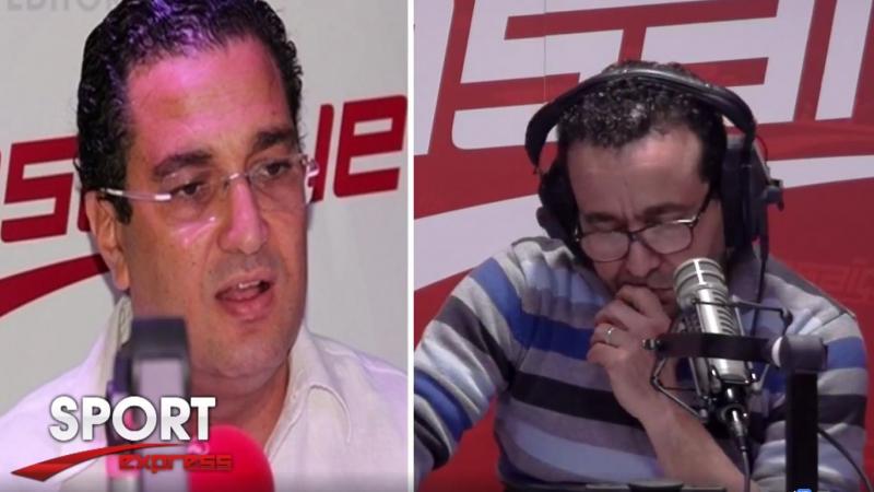 رياض بنور:'أردنا أن يكون عرسا كرويا تونسيا فلسطينيا لكن..'