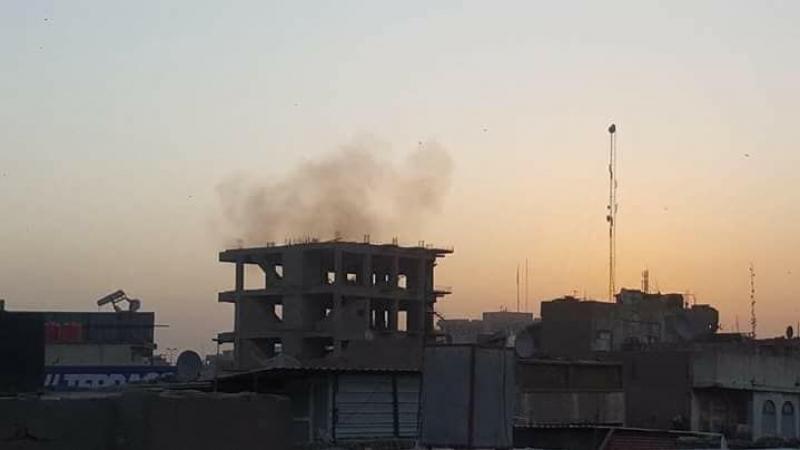 قتلى وجرحى في هجوم انتحاري وسط بغداد