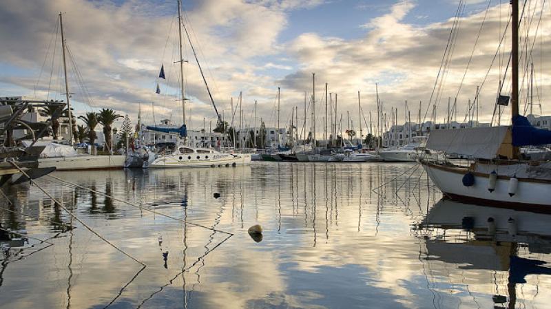 الميناء الترفيهي بسوسة