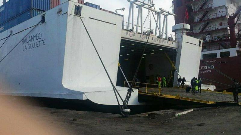 تأخّر رحلة باخرة بميناء حلق الوادي.. والمسافرون يتذمرون