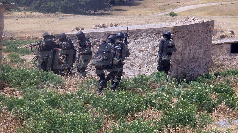 عملية تربخانة: الإرهابي الذي تم القضاء عليه شارك في عمليتي هنشير التلة