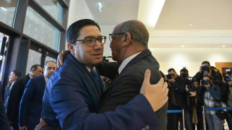 مسؤولان مغربي وجزائري