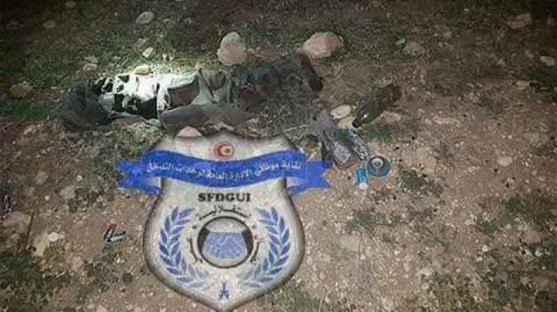 ارهابي جزائري
