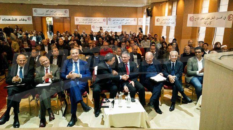 البريكي: الاتفاق على تسمية مبادرة تجميع اليسار بـ'حركة تونس إلى الأمام