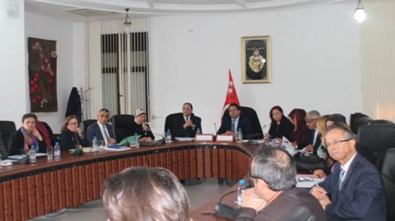 جلسة وزارية مشتركة لمتابعة مشاريع قطاع التعليم العالي والتربية