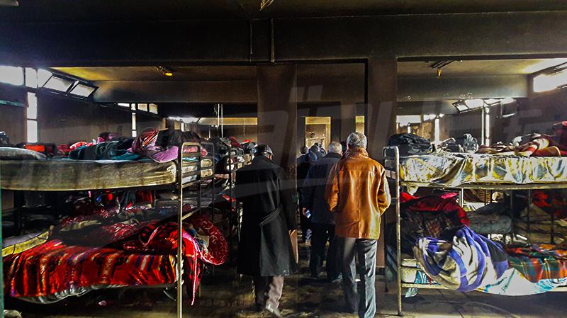 وزارة التربية تكشف تفاصيل حريق مبيت تالة ووفاة التلميذتين