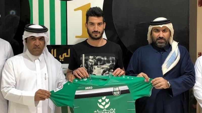 الدوري القطري:يونس يحرز هدفه الأول
