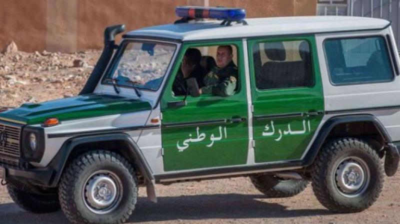 الدرك الجزائري