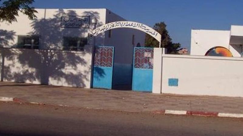 إعدادية منزل عبد الرحمان