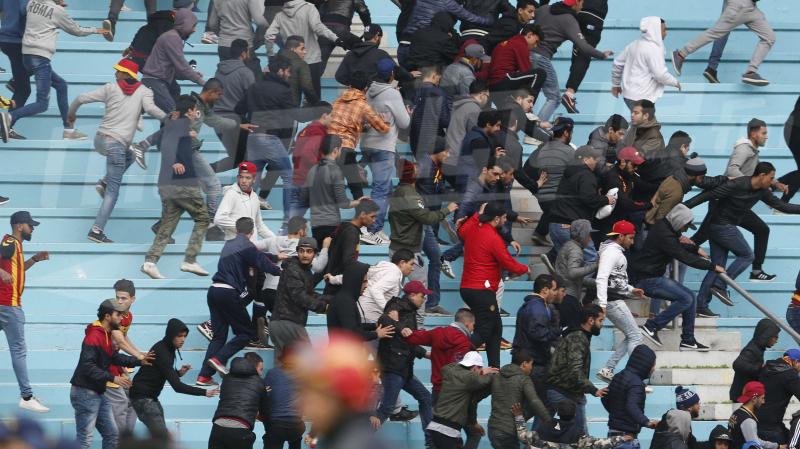 كلاسيكو رادس : ارتفاع عدد الأمنيين المصابين والاحتفاظ بـ51 شخصا