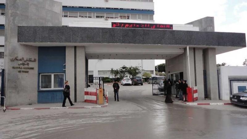 وصول الراعي المصاب في انفجار لغم إلى المستشفى العسكري