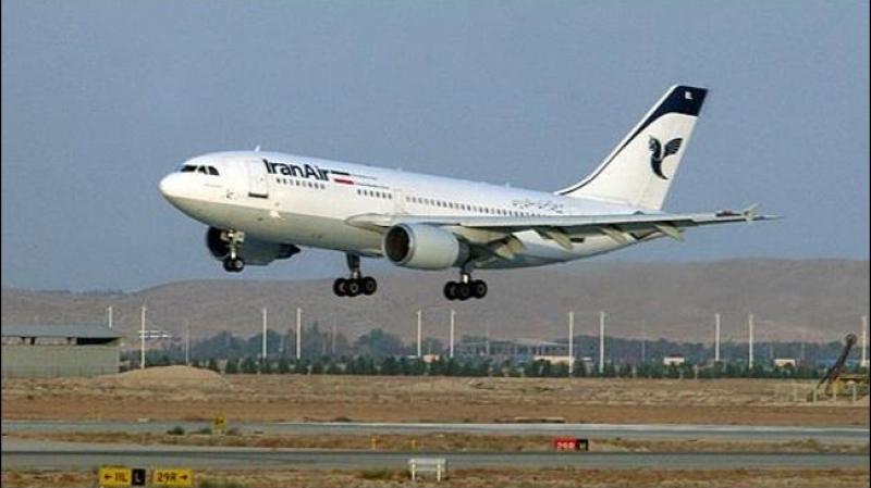 طائرة ايرانية