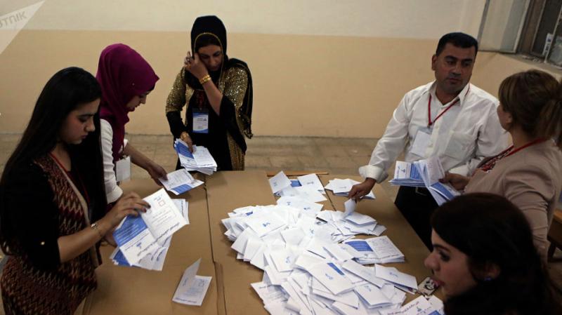عناصر من ''داعش'' الإرهابي يترشحون للانتخابات العراقية