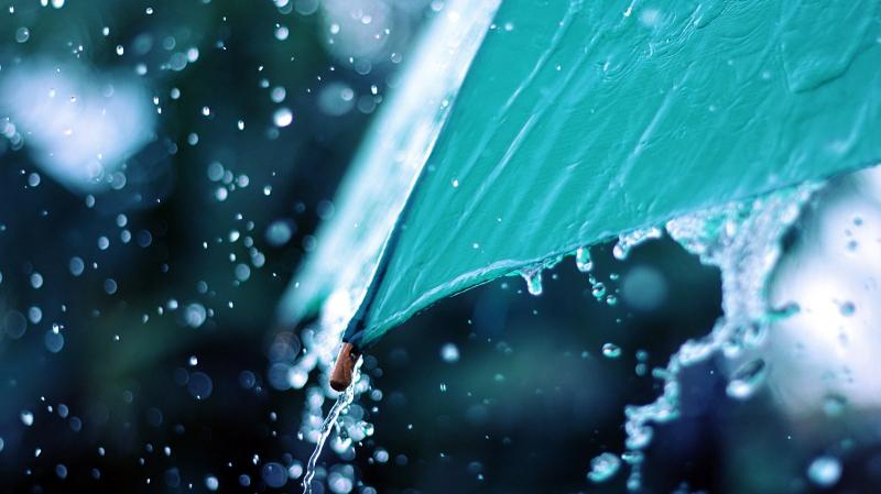 كميات الأمطار