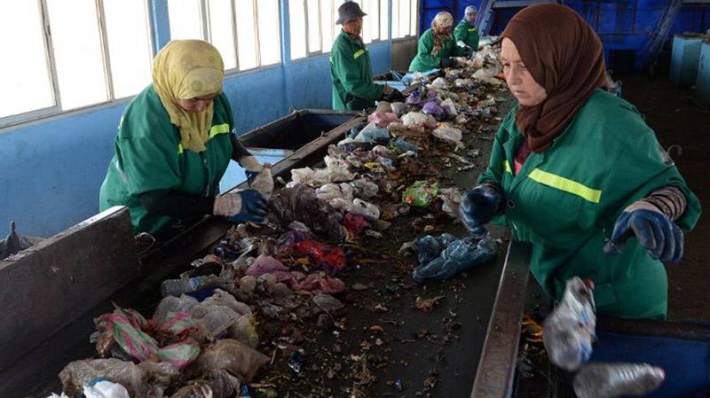 مركز معالجة وتثمين النفايات بجربة يدخل حيّز الإستغلال موفى 2019