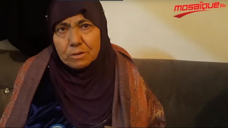 موزاييك تهدي عمرة لوالدة شهيد ملحمة بن قردان مهدي الشملالي