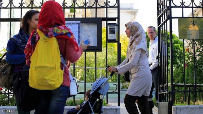 هجوم بسكين أمام مقر إقامة سفير إيران في النمسا