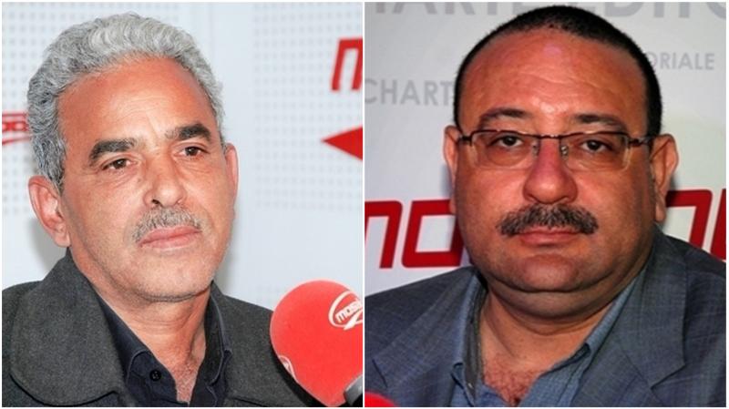 عبد العزيز القطي وحفيظ حفيظ ضيفا ميدي شو