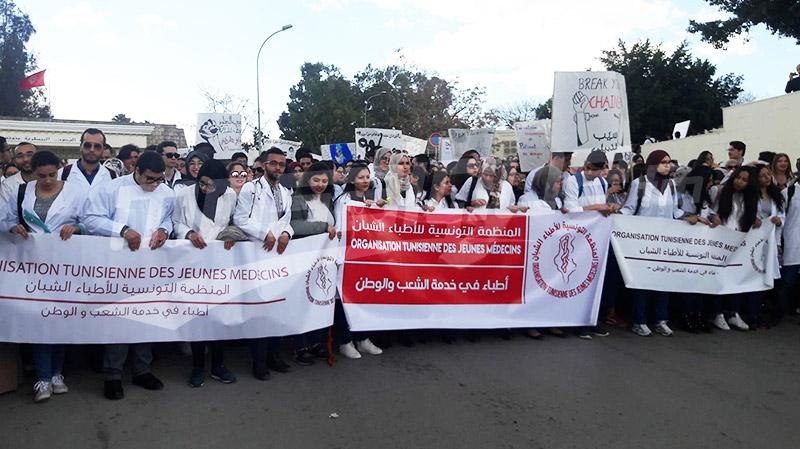 إضراب الأطباء