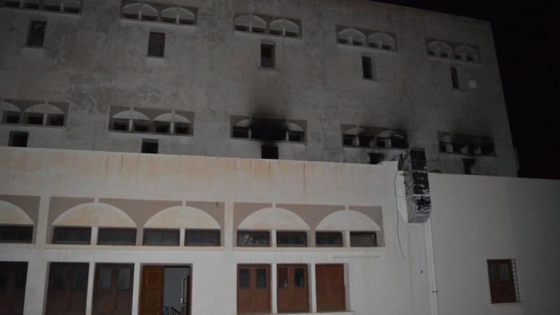 أولياء تلاميذ معهد السبالة يطالبون بتوفير نقل مدرسي اثر حرق المبيت
