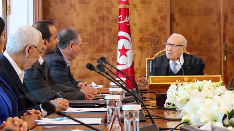 الغنوشي: الاتفاق على تشكيل لجنة لوضع خارطة طريق