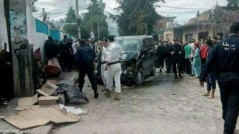الجزائر: 4 قتلى في حادث دهس أمام مدرسة ابتدائية