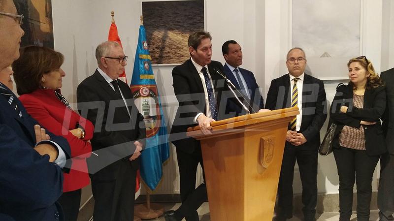 افتتاح المقر الجديد للدائرة البلدية تونس العتيقة