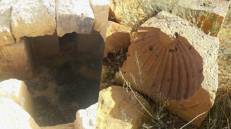 ذهيبة : معالم أثرية رومانية مهددة بالإندثار بسبب الإهمال