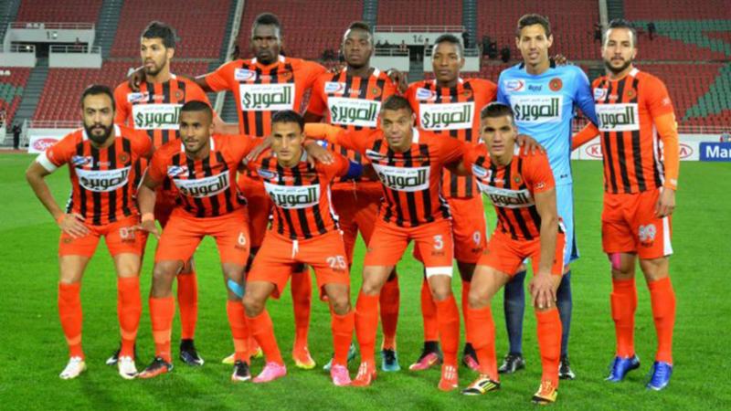 منحة ملكية في انتظار لاعبي بركان المغربي في حال الفوز على الإفريقي