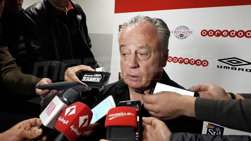 بيرتران مارشان: لعبنا أفضل مباراة لنا منذ ديسمبر