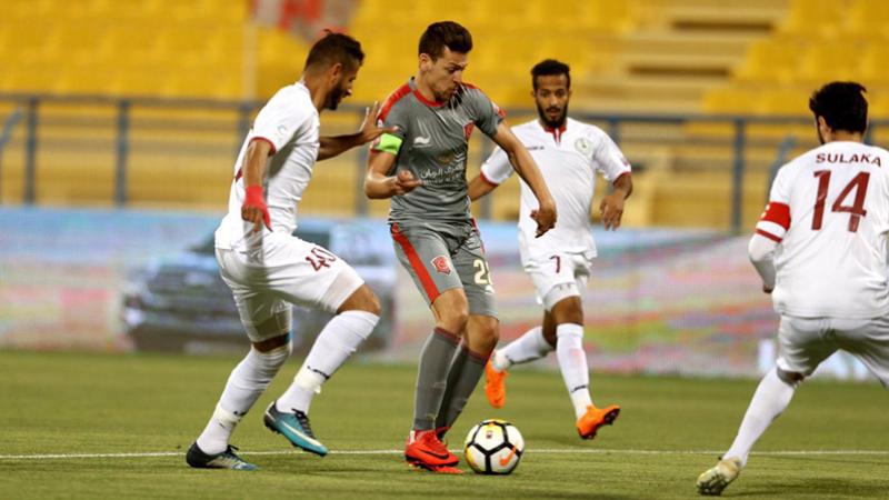 البطولة القطرية: ثنائية ليوسف المساكني أمام المرخية