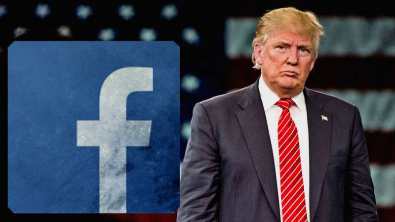 شركة تخترق 50 مليون حساب فايسبوك لصالح ترامب