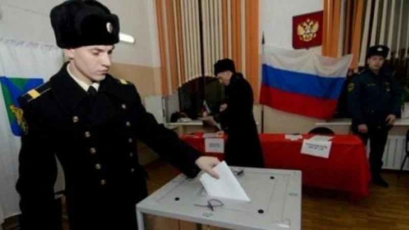روسيا تنتخب رئيسها