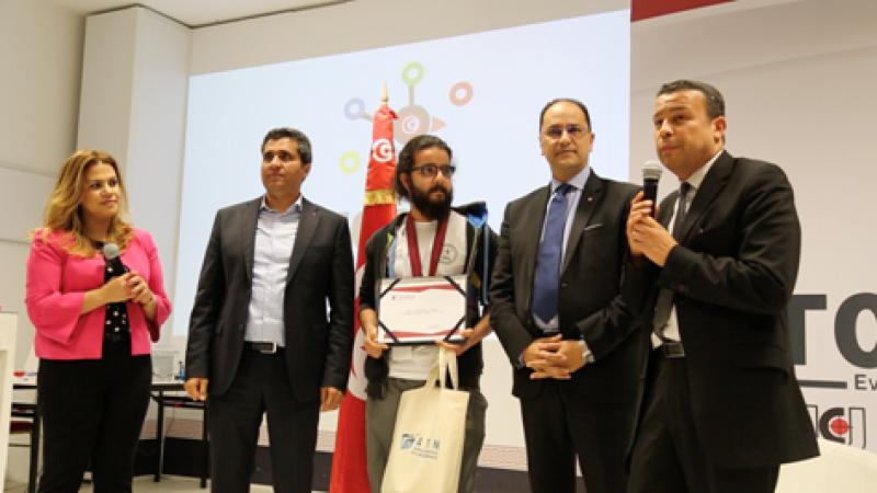 مروان صفر غندورة يفوز بالذهبية في فعاليات تونس الاولمبياد لحل المسائل